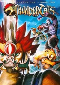 Thundercats: Season 1 Book 2 (DVD)