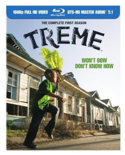 Treme: The Complete First Season (Blu-ray Disc)
