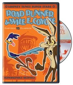 Looney Tunes Super Stars: RoadRunner/Wile E Coyote (DVD)