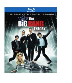 The Big Bang Theory: The Complete Fourth Season (Blu-ray Disc)
