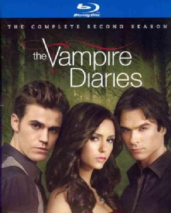 The Vampire Diaries: The Complete Second Season (Blu-ray Disc)