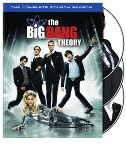 The Big Bang Theory: The Complete Fourth Season (DVD)
