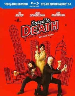 Bored To Death: The Complete Second Season (Blu-ray Disc)