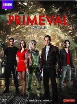 Primeval: Volume 3 (DVD)