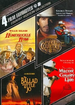 4 Film Favorites: Country Westerns (DVD)