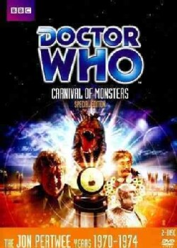 Doctor Who: Ep. 66- Carnival Of Monsters (DVD)