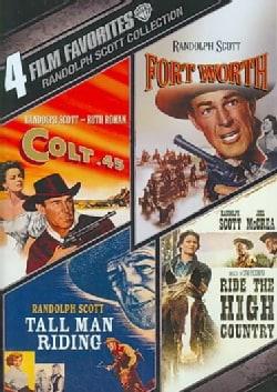4 Film Favorites: Randolph Scott Westerns (DVD)