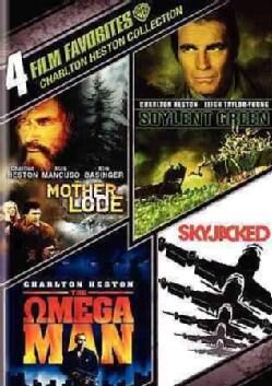 4 Film Favorites: Charlton Heston (DVD)