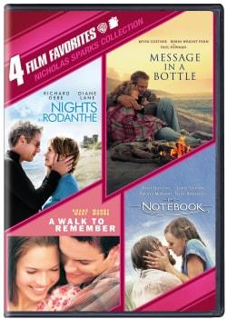4 Film Favorites: Nicholas Sparks Romances (DVD)