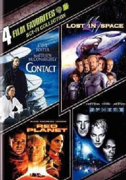4 Film Favorites: Sci-Fi (DVD)