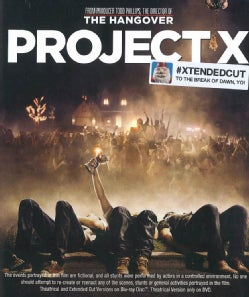 Project X (Blu-ray/DVD)