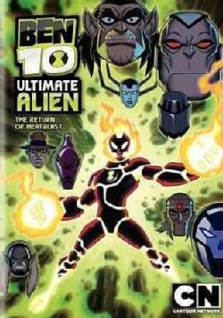 Ben 10 Ultimate Alien: The Return Of Heatblast (DVD)