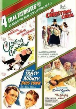 4 Film Favorites: Classic Holiday Collection Vol. 1 (DVD)