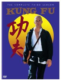 Kung Fu: The Complete Third Season (DVD)