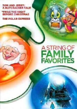 A String Of Family Favorites 3-Pack (DVD)