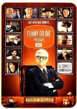 Funny Or Die Presents: The Complete Second Season (DVD)