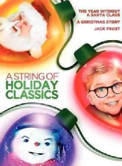 A String Of Holiday Classics 3-Pack (DVD)