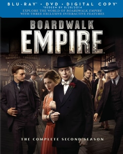 Boardwalk Empire: Complete Second Season (Blu-ray/DVD)