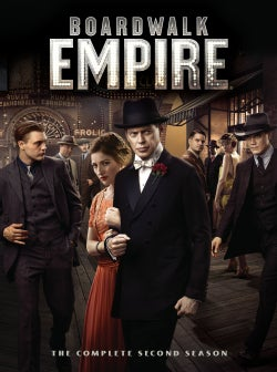 Boardwalk Empire: Complete Second Season (DVD)