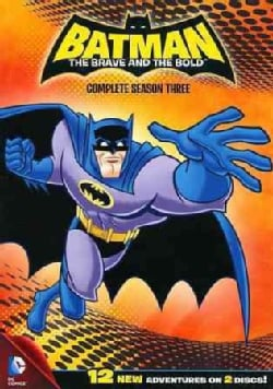 Batman: The Brave And The Bold Season Three (DVD)