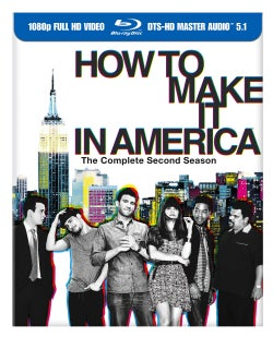How To Make It In America: The Complete Second Season (Blu-ray Disc)