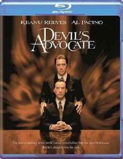 The Devil's Advocate: The Unrated Director's Cut (Blu-ray Disc)
