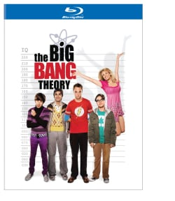 The Big Bang Theory: The Complete Second Season (Blu-ray Disc)