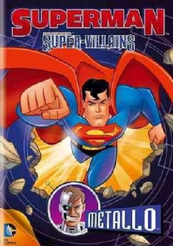 Superman SuperVillains: Metallo (DVD)