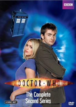 Doctor Who: The Complete Second Series (DVD)