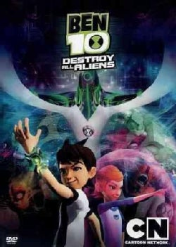 Ben 10: Destroy All Aliens (DVD)