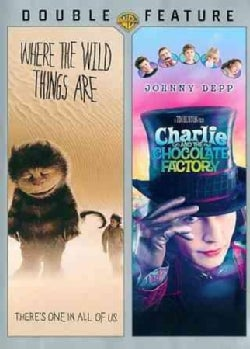 Where The Wild Things Are/Charlie And The Chocolate Factory (DVD)