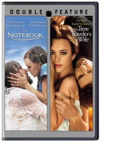 The Notebook/The Time Traveler's Wife (DVD)