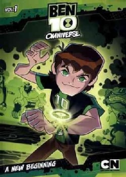 Ben 10 Omniverse: A New Beginning- Vol. 1 (DVD)