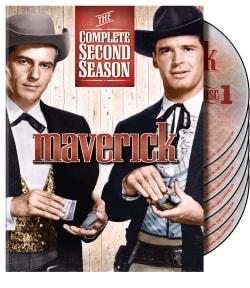 Maverick: The Complete Second Season (DVD)