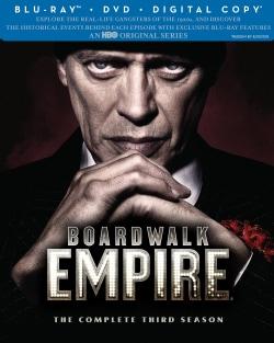 Boardwalk Empire: Complete Third Season (Blu-ray Disc)