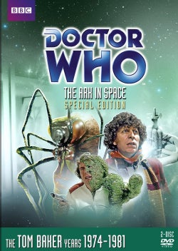 Doctor Who: Ep. 76- The Ark In Space (DVD)