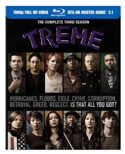 Treme: The Complete Third Season (Blu-ray Disc)