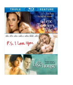 The Time Traveler's Wife/P.S. I Love You/The Lake House (Blu-ray Disc)