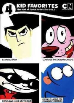 4 Kid Favorites: Cartoon Network Hall Of Fame #2 (DVD)
