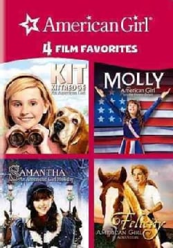 4 Film Favorites: American Girl (DVD)