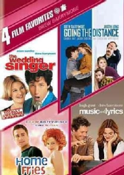 4 Film Favorites: Drew Barrymore (DVD)