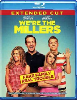 We're The Millers (Blu-ray Disc)