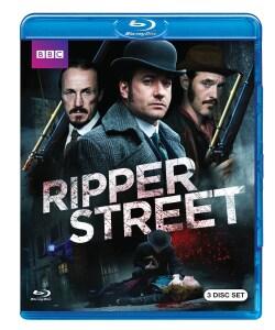 Ripper Street (Blu-ray Disc)