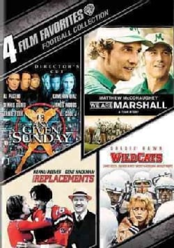 4 Film Favorites: Football Collection (DVD)