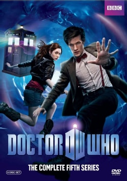 Doctor Who: The Complete Fifth Series (DVD)