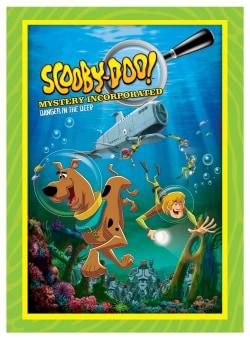 Scooby-Doo Mystery Inc. Season 2 Part 1: Danger in The Deep (DVD)