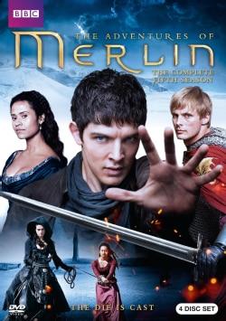 Merlin: The Complete Fifth Season (DVD)