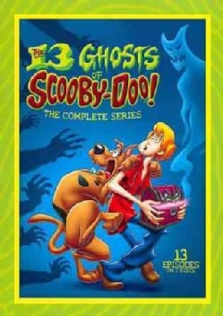 The 13 Ghosts of Scooby-Doo (DVD)