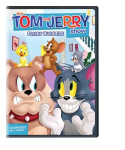 Tom and Jerry Show: Season 1 Part 1 (DVD)