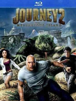 Journey 2: The Mysterious Island (Blu-ray Disc)